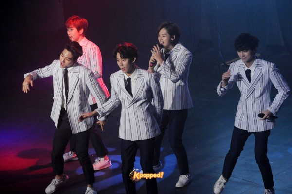 B1A4 Special Fan Meeting in Malaysia