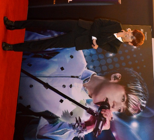 Bii My Love Live in Malaysia 2015 ticket launch 4