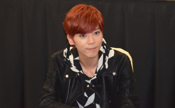 Bii My Love Live in Malaysia 2015 ticket launch 6