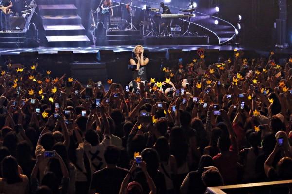 TAEYANG Rise World Tour in Malaysia 2015 2