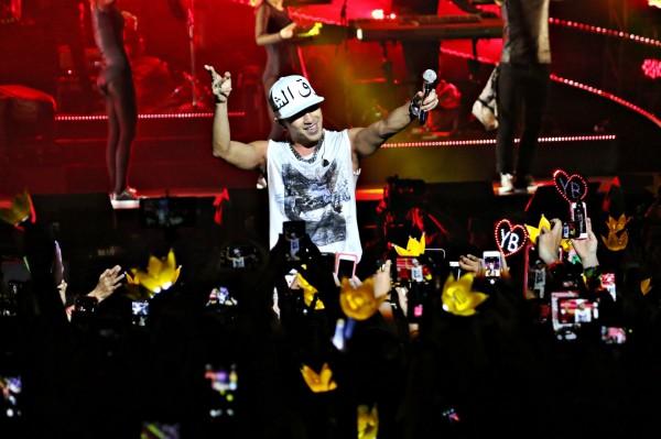 TAEYANG Rise World Tour in Malaysia 2015 5