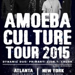 Amoeba Culture Tour 2015 Ticketing Details