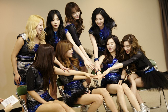 SNSD Girls Generation F1 post-race concert Sepang 2