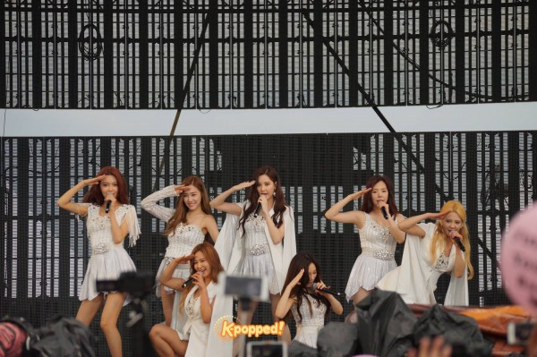 SNSD Girls Generation Sepang Malaysia 2
