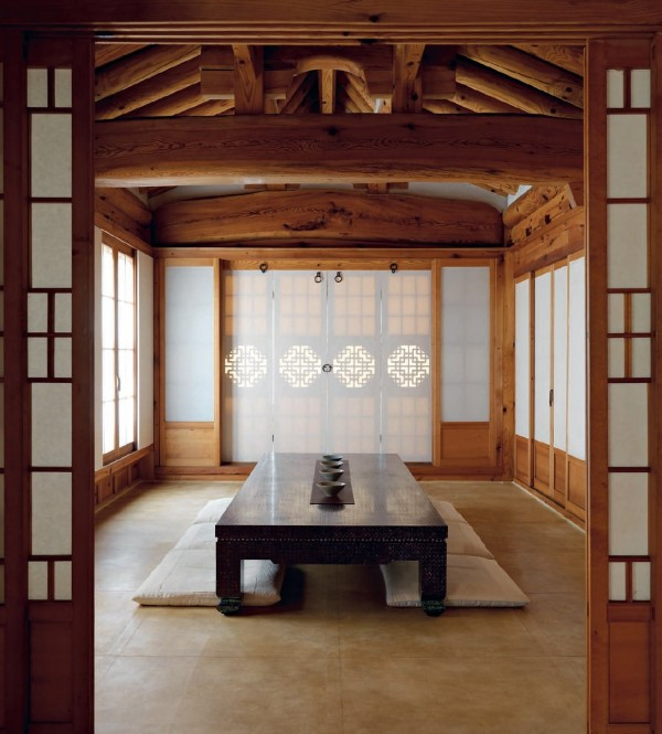 Hanok Simsimheon House Where the Heart is Found