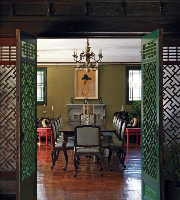 Residence of Yun Posun, Second President of Korea