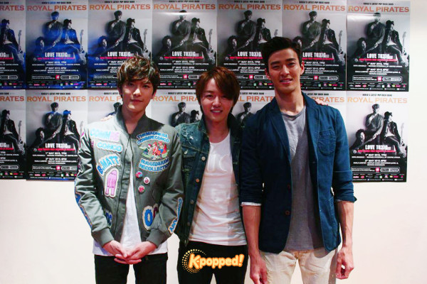 Royal Pirates Kota Kinabalu interview