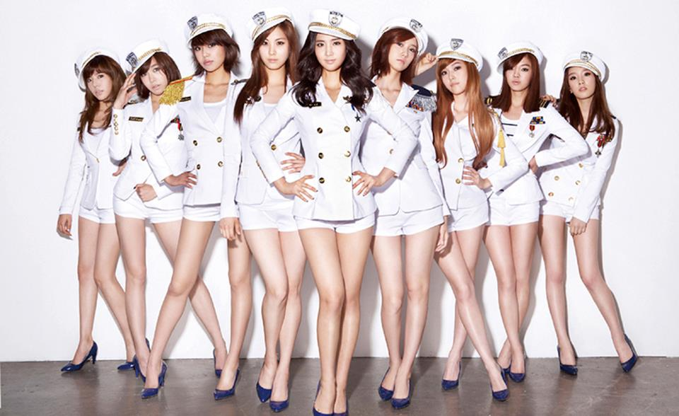 Girls' Generation / SNSD (소녀시대)
