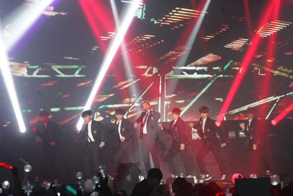BTS The Red Bullet in Malaysia 5
