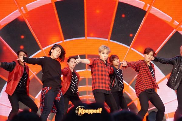 Kpop World Festival Epsilon Kueen