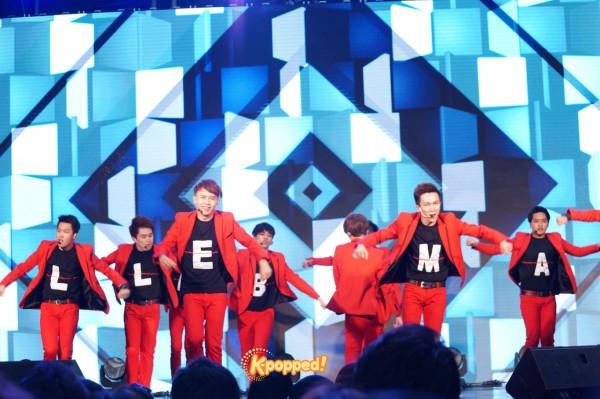 Kpop World Festival Fuxion Dance Crew
