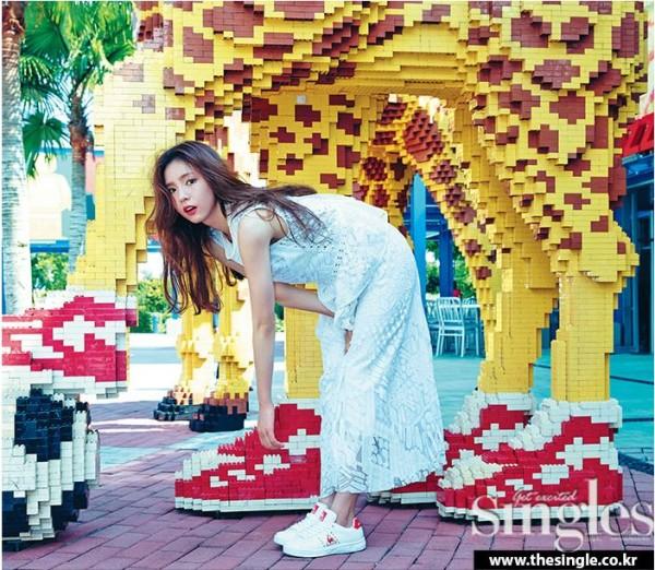 Shin Se Kyung Legoland Malaysia