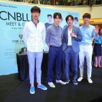 The Class by Parkson Branding had Store Opening by CNBLUE