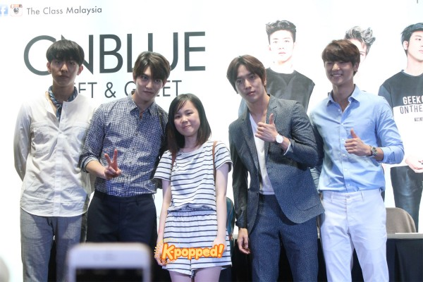 CNBLUE The Class Malaysia Meet & Greet (10)