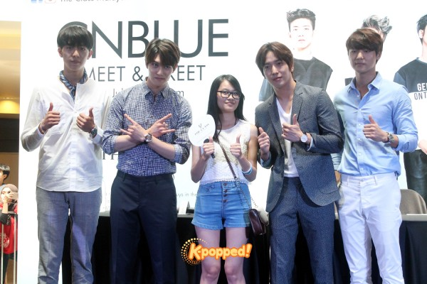 CNBLUE The Class Malaysia Meet & Greet (7)