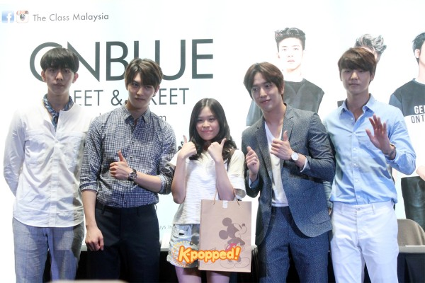 CNBLUE The Class Malaysia Meet & Greet (8)