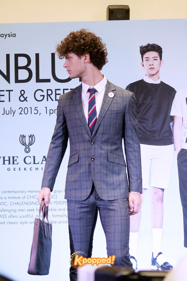 CNBLUE x The Class Malaysia Meet & Greet (2)