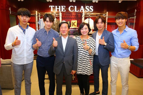The Class x CNBLUE