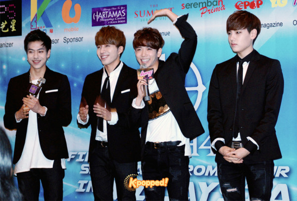 HIGH4 Press Conference Malaysia (2)