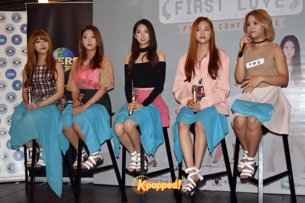 CLC in Malaysia Press Conference 2