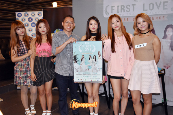CLC in Malaysia Press Conference 3