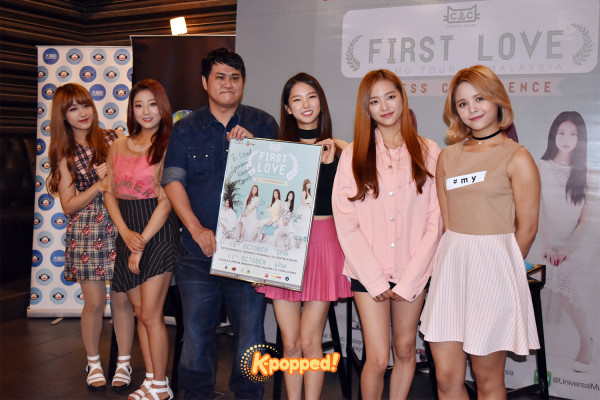 CLC in Malaysia Press Conference 4