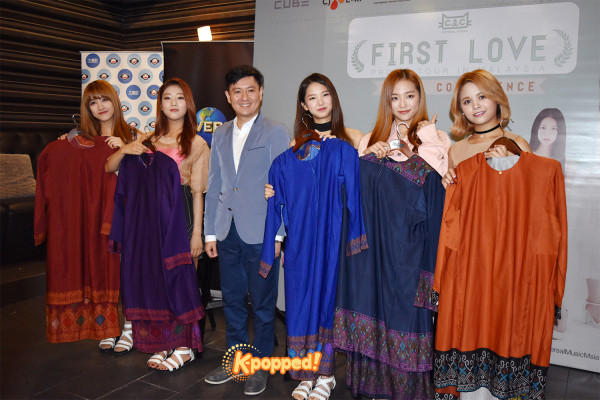 CLC in Malaysia Press Conference 5