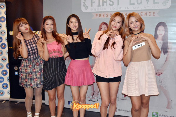 CLC in Malaysia Press Conference