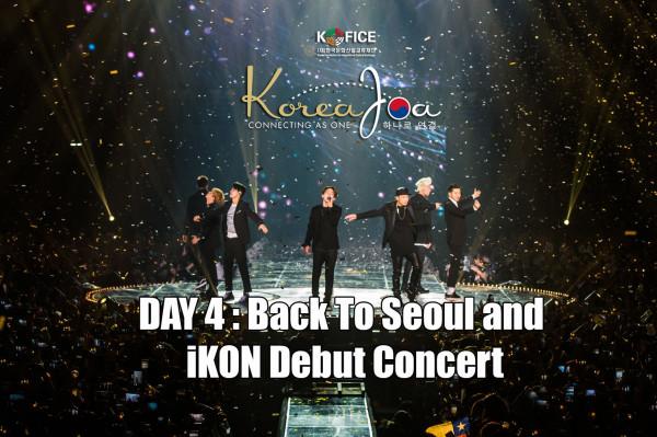 Day 3 Korea Joa
