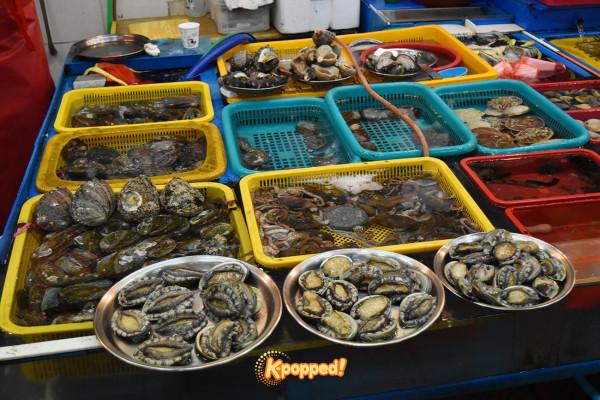 Fresh market Busan (1)