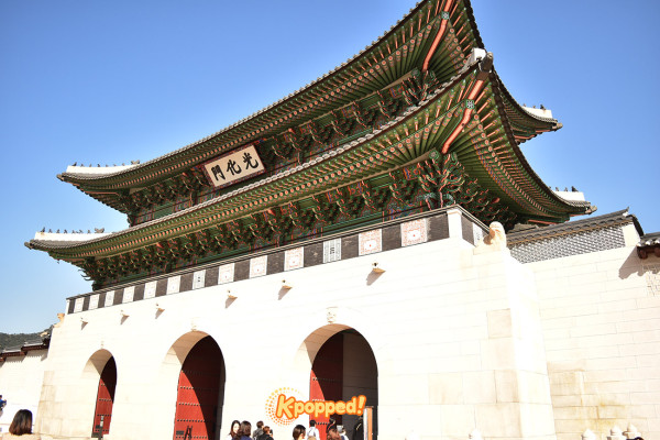 Gyeongbokgung Palace (1)