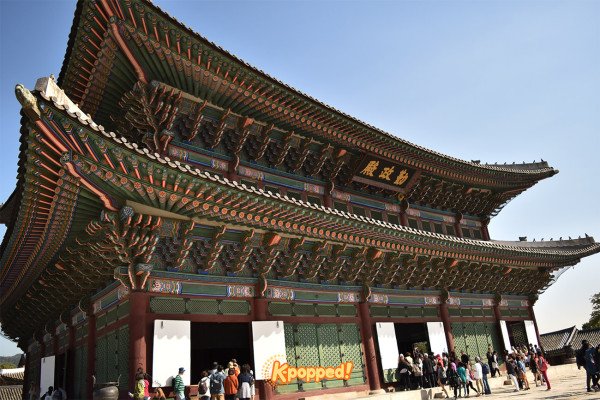 Gyeongbokgung Palace (2)