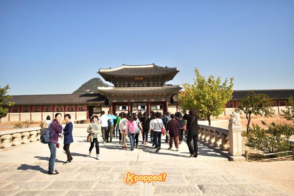 Gyeongbokgung Palace (6)
