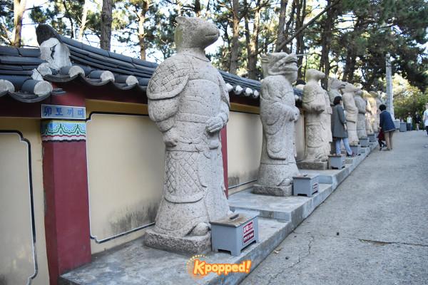 Haedong Yonggungsa Temple (1)