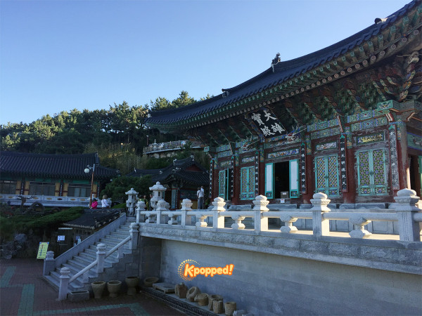 Haedong Yonggungsa Temple (2)