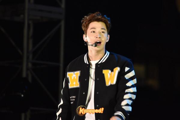 Henry Gangnam Kpop Festival 2