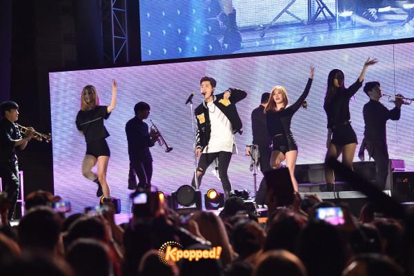 Henry Gangnam Kpop Festival