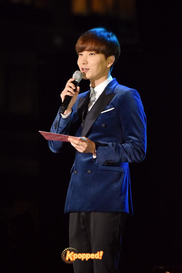 Leeteuk Gangnam Kpop Festival