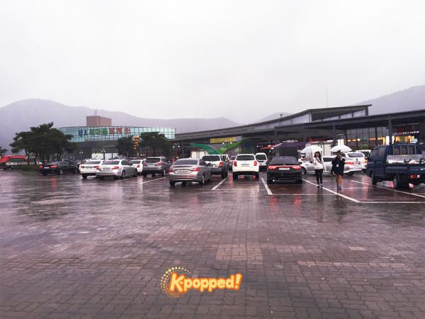 Mungyeong Service Area