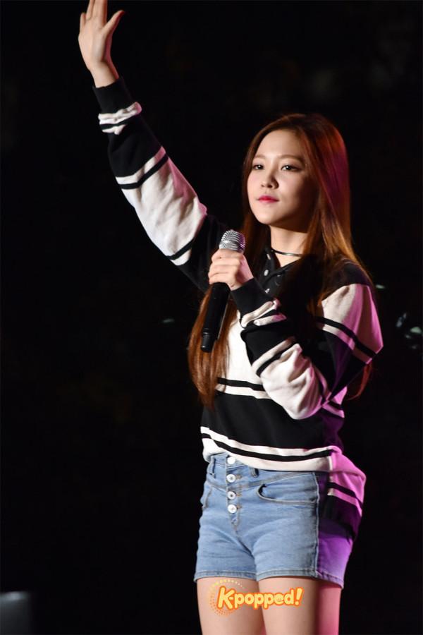 Red Velvet Gangnam Kpop Festival (3)