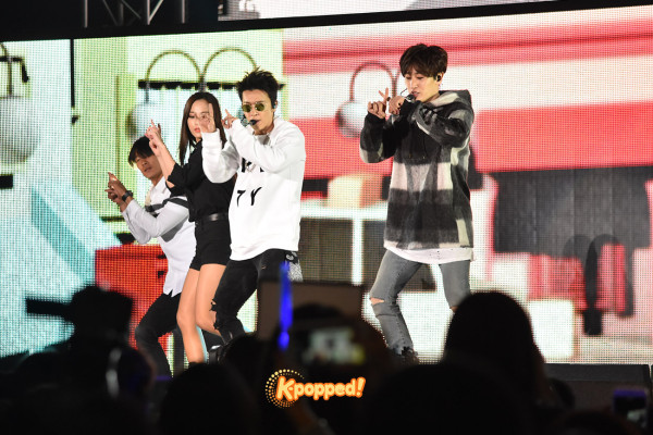 Super junior D&E Gangnam Kpop Festiva
