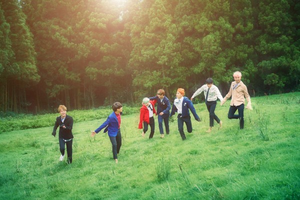 BTS The Most Beautiful Moment in Life Pt. 2 (8)