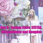 [Travelogue] Korea Joa Day 9 – Yonhap News, SISTAR, M!Countdown and Hongdae