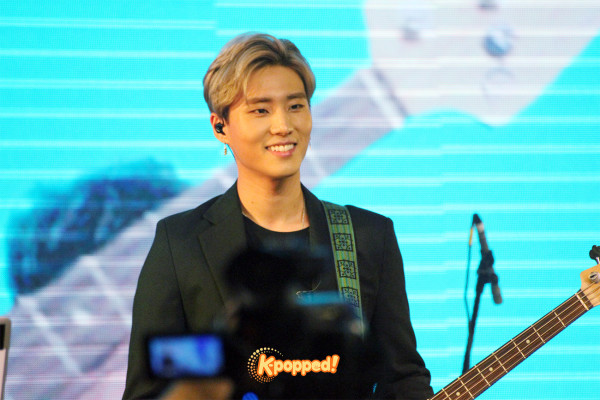 Day6 fan meeting in Singapore (2)