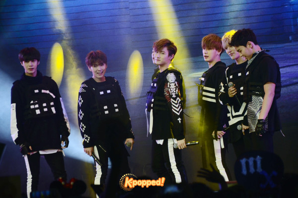 MonstaX fan meeting in Singapore (10)