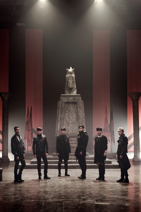BAP Wild Yound and Free