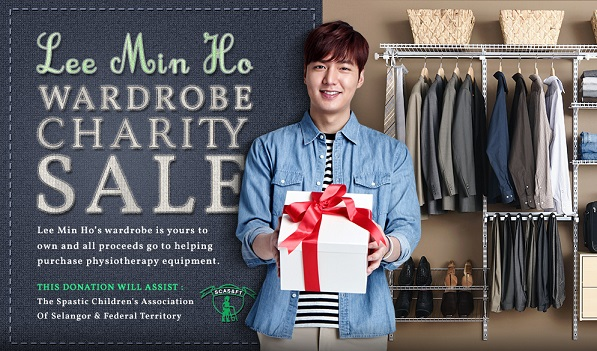 Lee Minho 03 - Wardrobe Sale