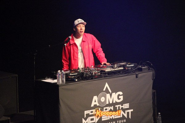 AOMG Tour in Los Angeles (3)