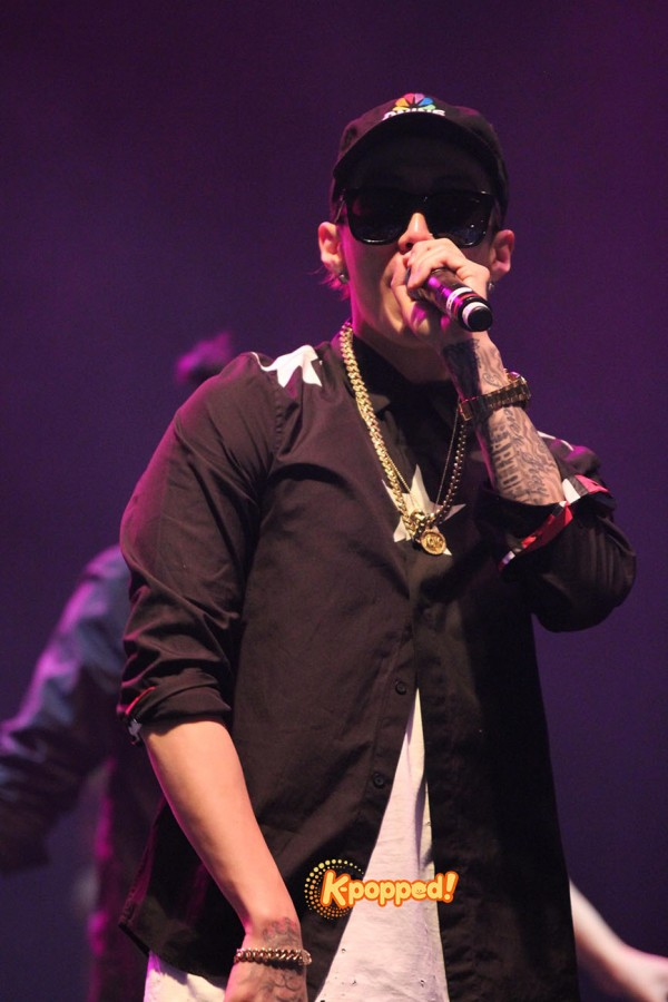 AOMG Tour in Los Angeles (6)