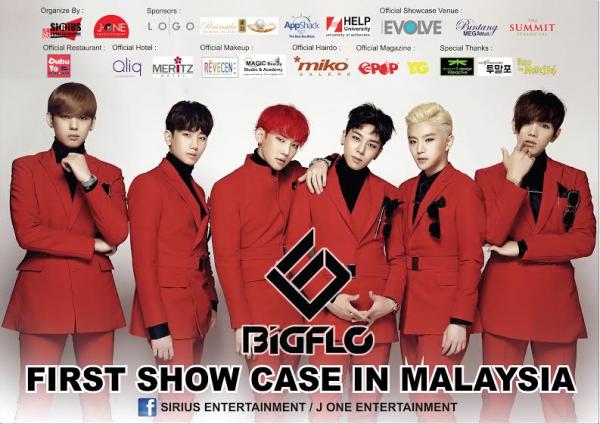BigFlo showcase in Malaysia